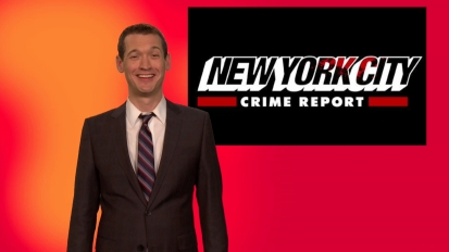 New York City Crime Report Pilot