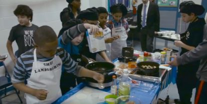 BCNY Junior Battle Chef: Recipe for Success